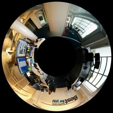 Google-Camera-panoramique-tiny-planet