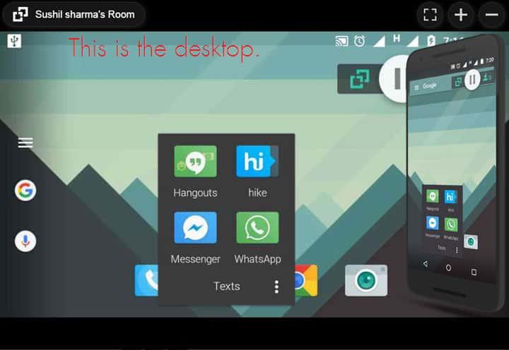 partager-ecran-smartphone